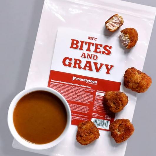 MFC Chicken Bites & Gravy
