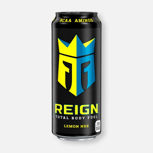 Lemon Headz Reign Zero Calorie BCAA Energy Drink - 500ml