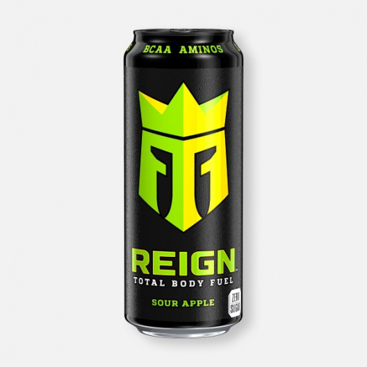 Sour Apple Reign Zero Calorie BCAA Energy Drink - 500ml
