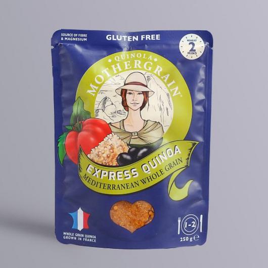 Express Quinoa - Wholegrain Mediterranean