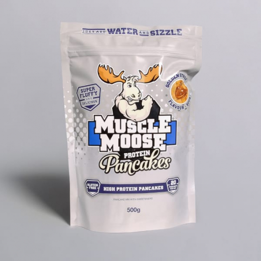 Muscle Moose 26g Protein Pancakes