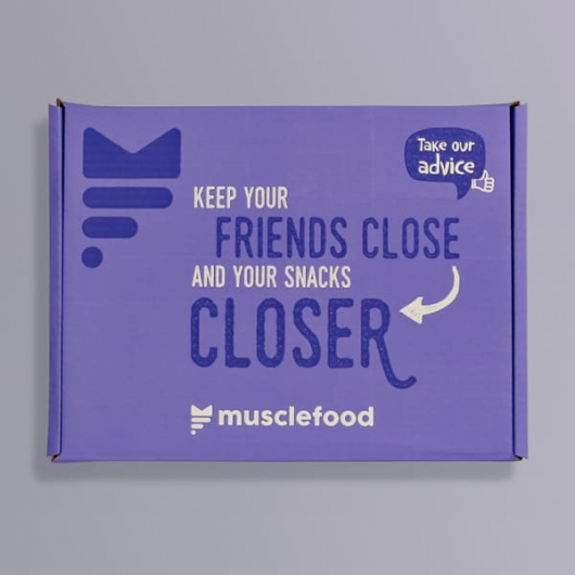 Healthier, Fitter, Happier You - Mystery Snack Box