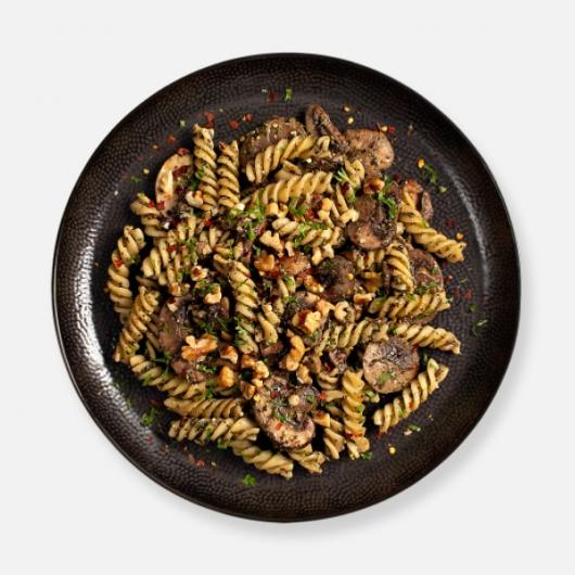 Mushroom Pesto Pasta Kit