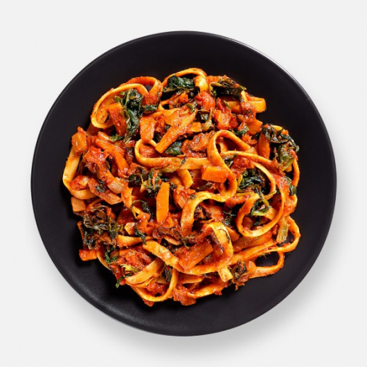 Mushroom & Spinach Bolognese Pot - 408kcal
