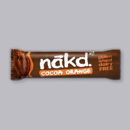 Nākd Cocoa Orange Bar - 35g Bar MF_SN54