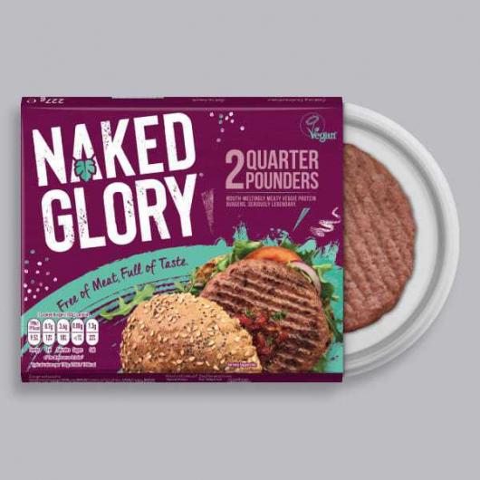 Naked Glory 2 Quarter Pounders 227g