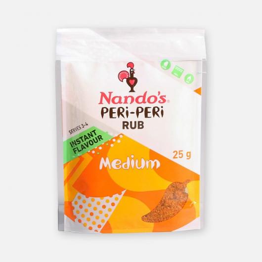 Nando's Medium PERi-PERi Rub - 25g