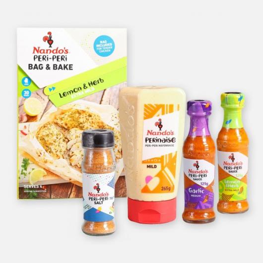 Nando's Sauce & Seasoning Selection - Mild