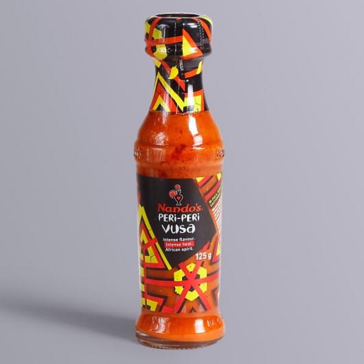 Nando's peri-peri Sauce - Vusa - 125g Bottle