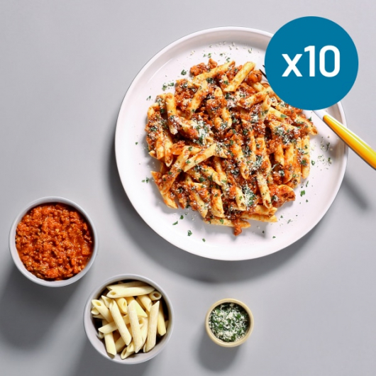 Nduja Pork Pasta Kit - Meals For The Week 2 Person