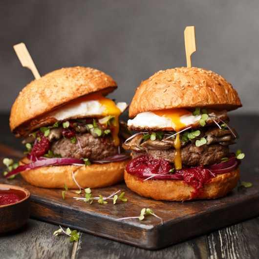 2 x New York Special Burger