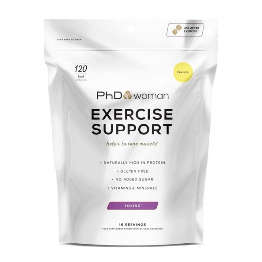 PhD Woman - Exercise Support