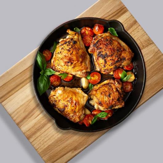 Piri Piri Boneless Chicken Thighs - 430g