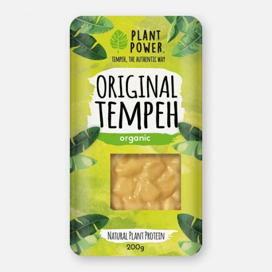 Plant Power Original Tempeh 200g