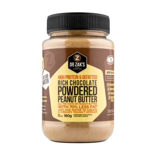 High Protein Powdered Peanut Butter