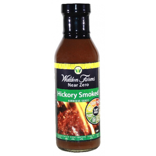 Walden Farms Hickory Smoked BBQ Sauce