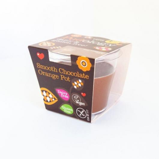 Pudology Chocolate Orange Pot