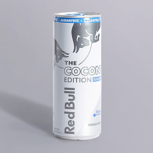 Red Bull Sugar Free- Coconut & Berry Edition