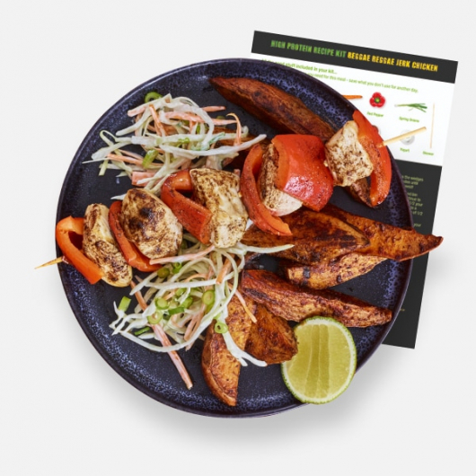 Levi Roots Jerk Chicken Recipe Kit