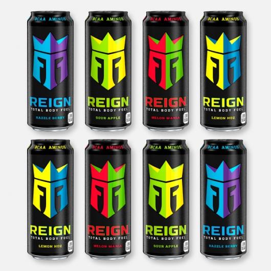 Reign mixed bundle 8 x 500ml