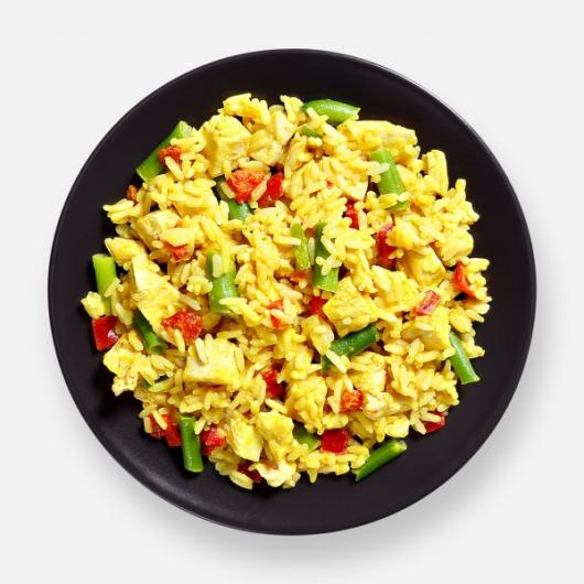 Satay Chicken & Rice Pot - 348 kcal