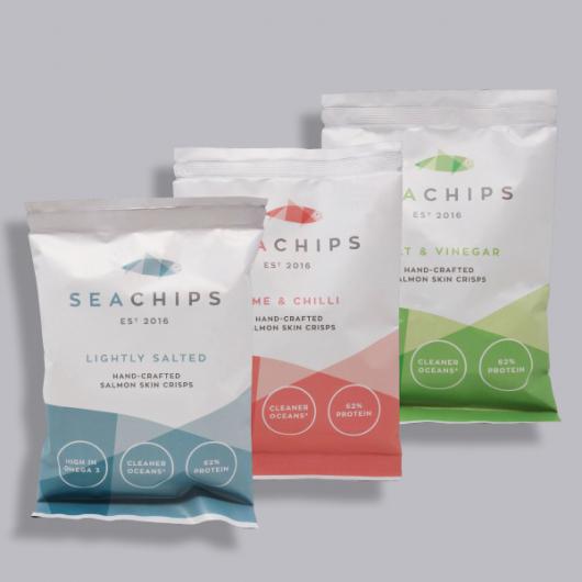 Sea Chips Taster Bundle