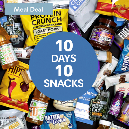 High Protein Snack with Every Meal - 10 Snacks