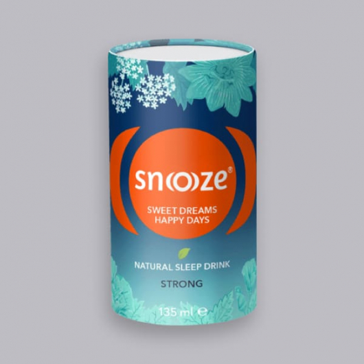 Snoooze Strong Herbal Night Time Drink - 135ml