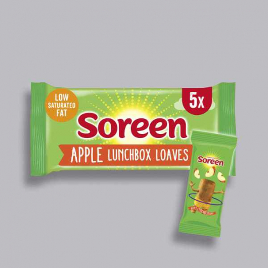 Soreen Apple Lunchbox Loaves