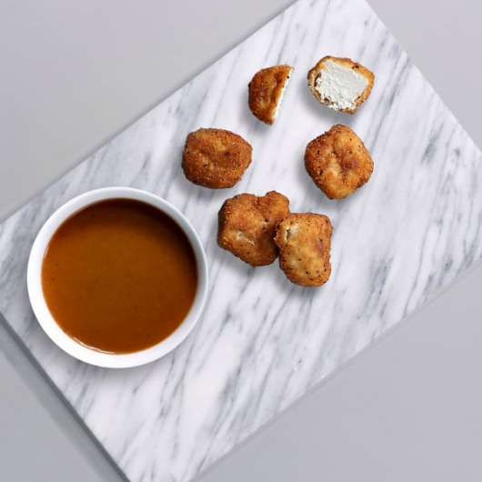 Southern Fried Breaded Chicken Bites & Gravy - 205g