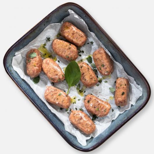 Spicy Italian Mini Sausages - 10 x 40g