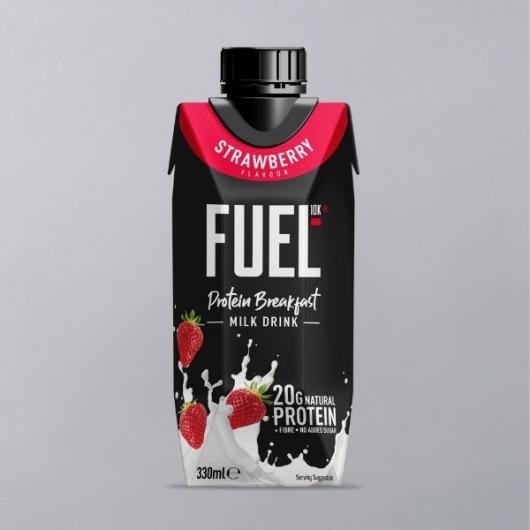 Fuel 10k Strawberry Breakfast Drink