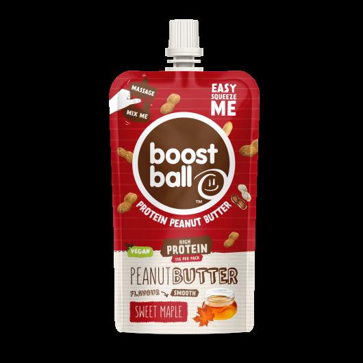 Boostball Sweet Maple Nut Butter