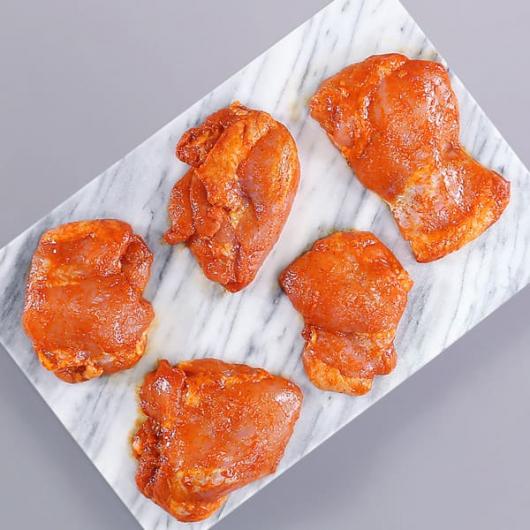 Tandoori Glazed Boneless Chicken Thighs - 400