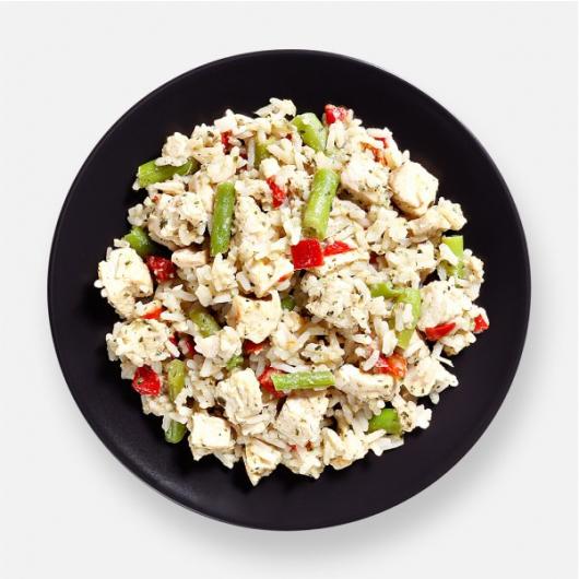 Thai Curry Chicken & Rice Pot - 274 kcal