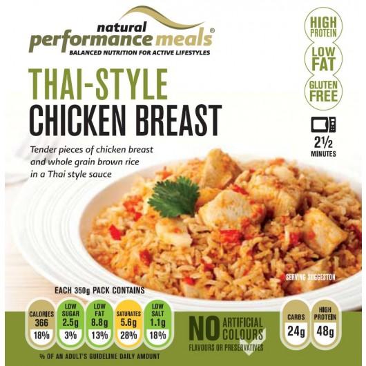 Protein Ready Meal - Thai Chicken
