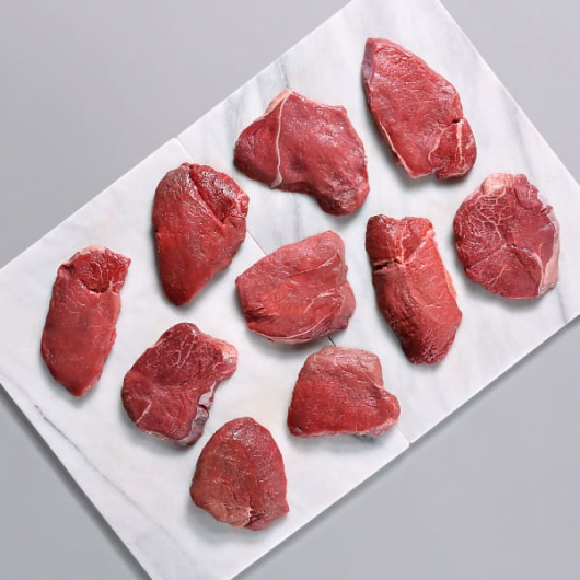 The Heritage Range™ Rump Steaks - 10 x 170g