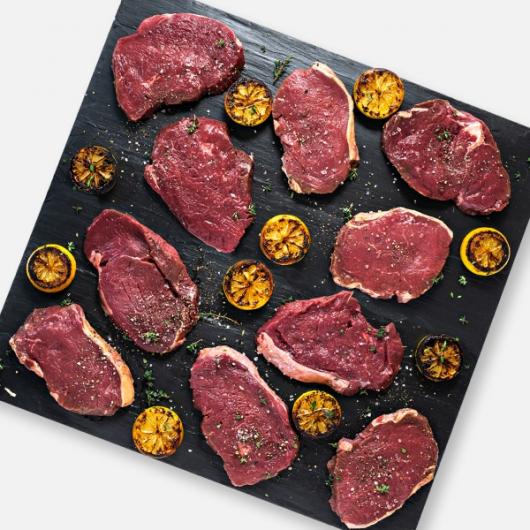 The Heritage Range™ Rump Steaks - 10 x 170g