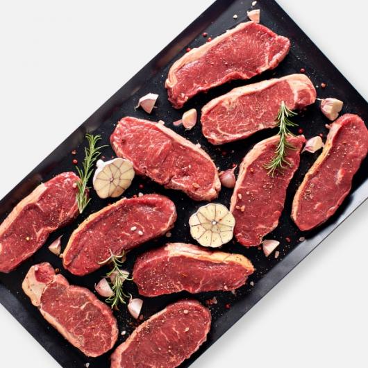 he Heritage Range™ Sirloin Steaks - 10 x 170g