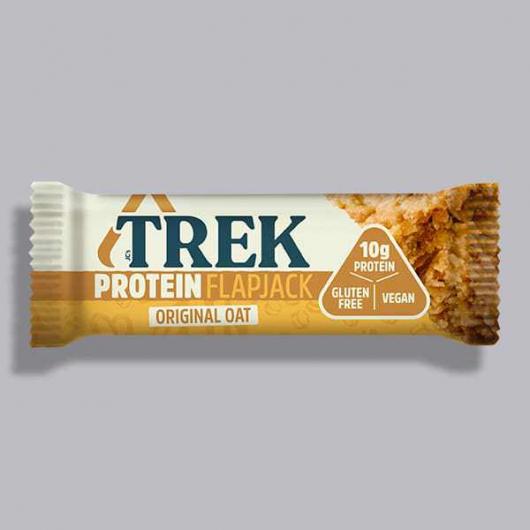 TREK Original Oat Protein Flapjack