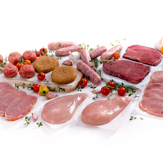 28 Piece Healthy Eating Lean Meat Hamper Offer