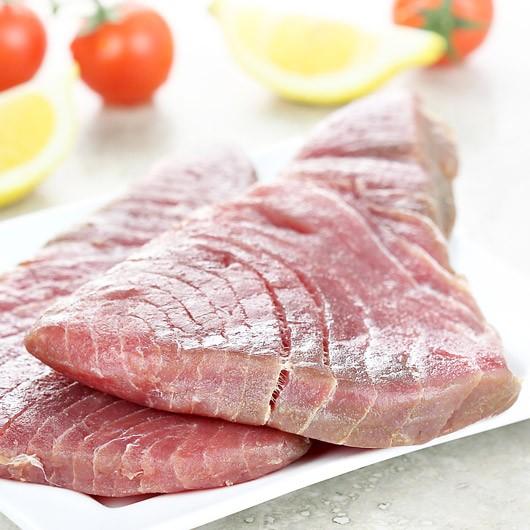 2 x 125g Fresh Tuna Fillets