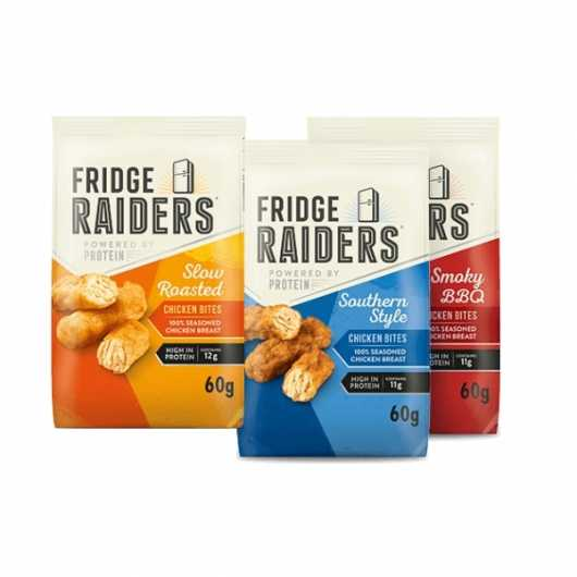 Fridge Raiders Chicken Bites - 60g