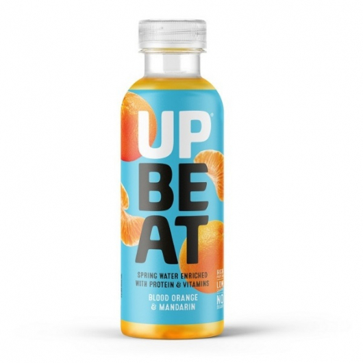 Upbeat Juicy Blood Orange & Mandarin Protein Water