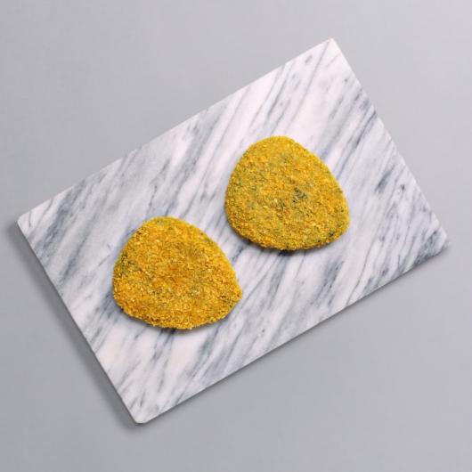 2 x 90g Soya Free Spinach Escalopes