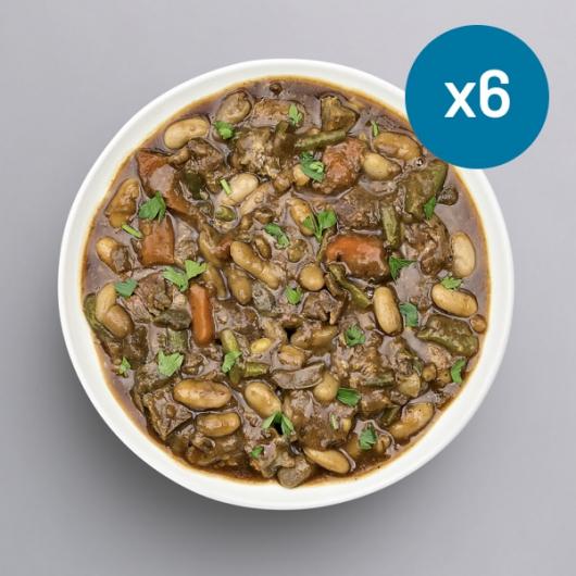 Venison Casserole - 6 Meals