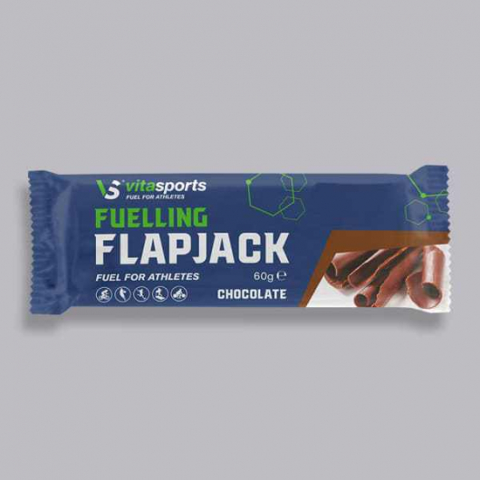 VitaSports Fuelling Flapjack - Chocolate