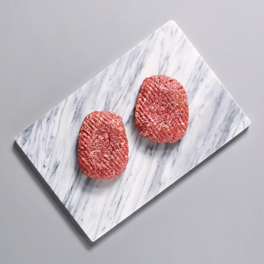 Oriental Chilli Hache Steaks - 2 x 150g