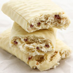 Raspberry Protein Bar with L-Carnitine
