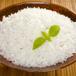 Basmati Rice Pouches - 10 x 250g